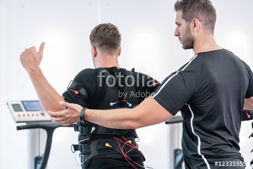 EMS - Die Nummer 1 für Rückentraining